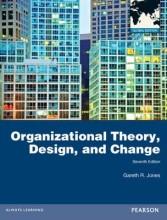Summary Organizational Theory Design And Change